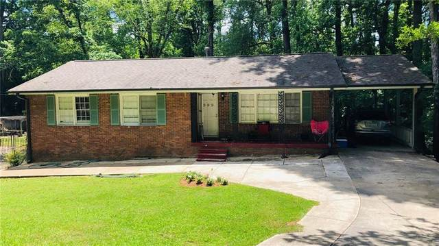 399 River Road, Jonesboro, GA 30236 (MLS #6749539) :: The Zac Team @ RE/MAX Metro Atlanta