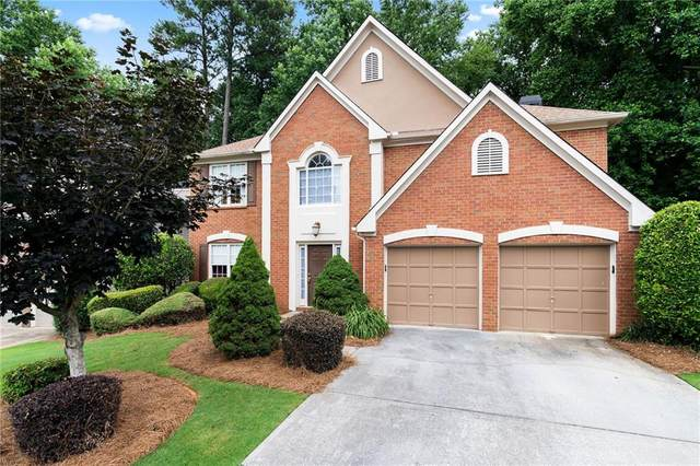 3966 Lullwater Main NW, Kennesaw, GA 30144 (MLS #6749541) :: Charlie Ballard Real Estate