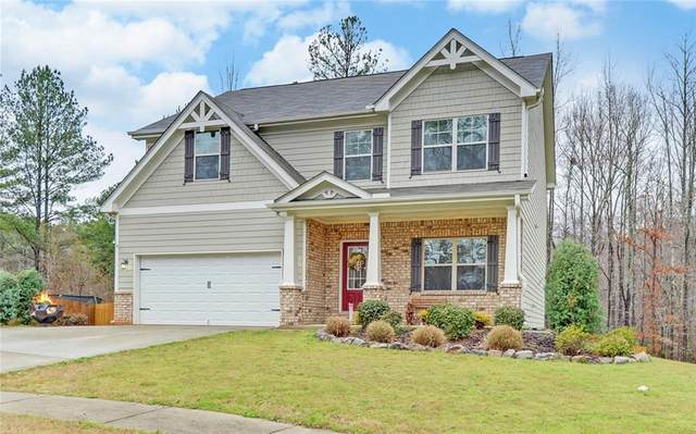 207 Grand Oak Drive, Jefferson, GA 30549 (MLS #6749546) :: North Atlanta Home Team