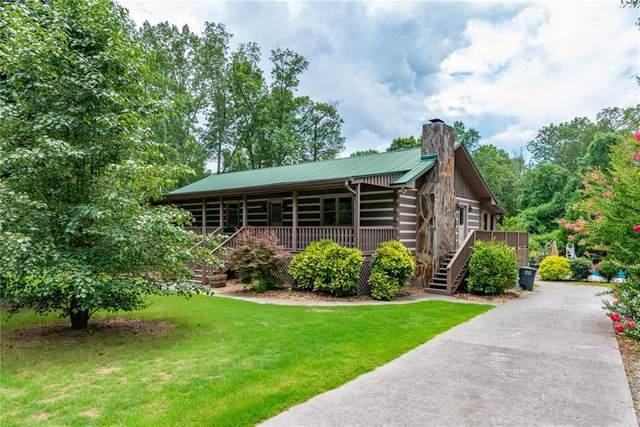 174 Kentucky Drive NE, Calhoun, GA 30701 (MLS #6749553) :: The Heyl Group at Keller Williams