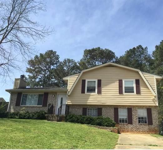 8479 Taylor Road, Riverdale, GA 30274 (MLS #6749570) :: North Atlanta Home Team