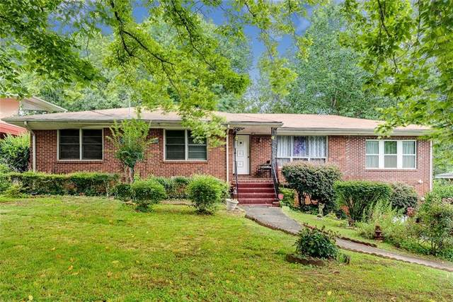2082 Yucca Drive, Decatur, GA 30032 (MLS #6749575) :: North Atlanta Home Team