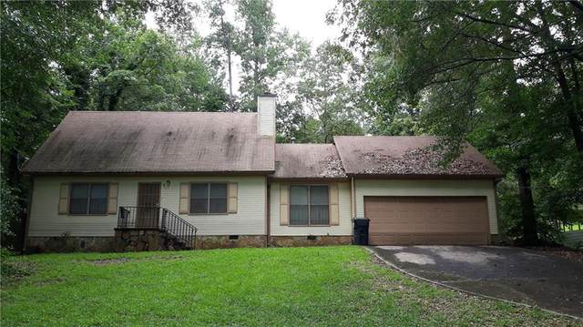 7260 Oswego Trail, Riverdale, GA 30296 (MLS #6749585) :: RE/MAX Paramount Properties
