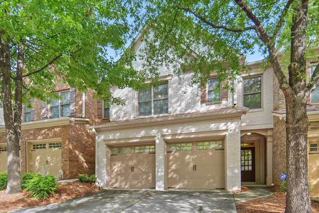 1714 Caswell Parkway #21, Marietta, GA 30060 (MLS #6749596) :: Kennesaw Life Real Estate