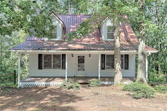 287 Johnny Chester Road, Dawsonville, GA 30534 (MLS #6749601) :: Path & Post Real Estate
