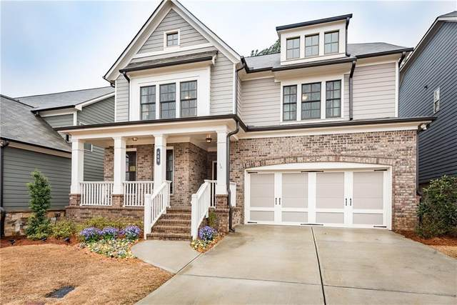 469 Crimson Maple Way, Smyrna, GA 30082 (MLS #6749602) :: North Atlanta Home Team