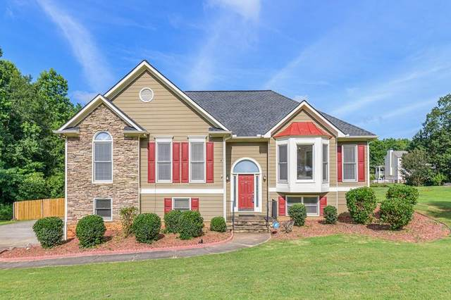 167 Sentry Ridge, Dallas, GA 30157 (MLS #6749604) :: The North Georgia Group