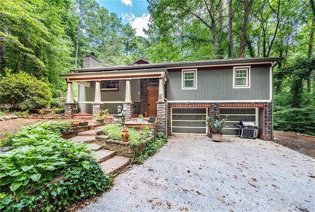 165 Little Brook Drive, Woodstock, GA 30188 (MLS #6749607) :: North Atlanta Home Team