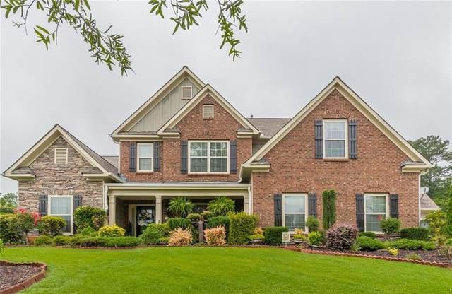 1449 Henderson Ridge Lane, Loganville, GA 30052 (MLS #6749611) :: Charlie Ballard Real Estate