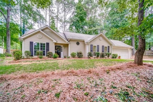 206 W Slope Way, Canton, GA 30115 (MLS #6749637) :: Path & Post Real Estate