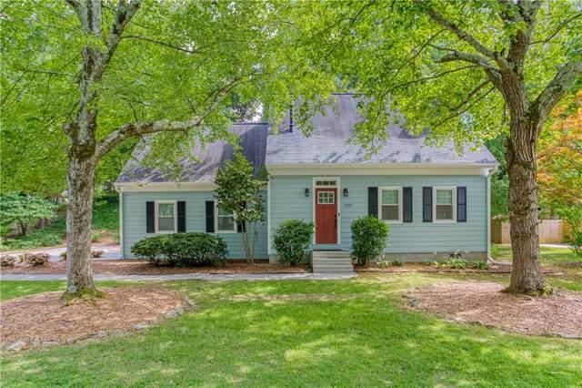 235 Park Bridge Lane, Roswell, GA 30075 (MLS #6749646) :: Dillard and Company Realty Group