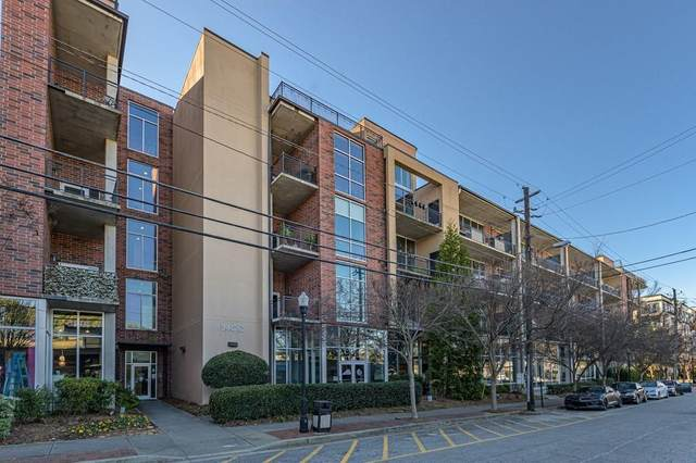 3400 Malone Drive #118, Chamblee, GA 30341 (MLS #6749649) :: Dillard and Company Realty Group