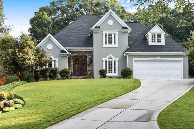 4907 Climbing Vine Place NE, Marietta, GA 30066 (MLS #6749653) :: Path & Post Real Estate