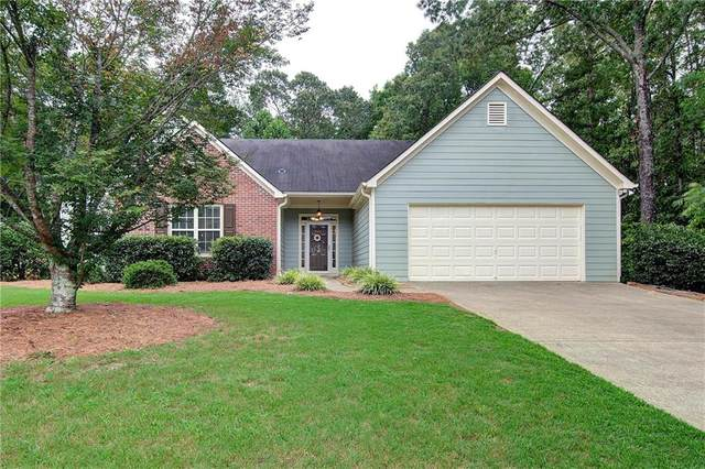 207 Oak Hollow Court, White, GA 30184 (MLS #6749654) :: BHGRE Metro Brokers