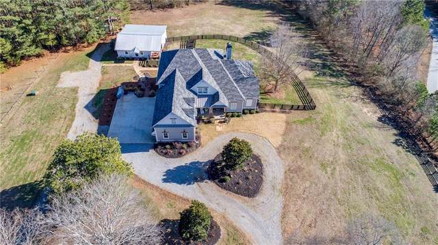 3235 Longstreet Road, Milton, GA 30004 (MLS #6749658) :: The North Georgia Group