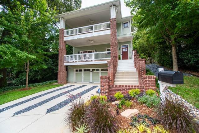 563 Woodall Avenue NE, Atlanta, GA 30306 (MLS #6749669) :: North Atlanta Home Team