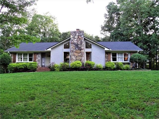 206 Sunrise Terrace SE, Calhoun, GA 30701 (MLS #6749673) :: The Heyl Group at Keller Williams