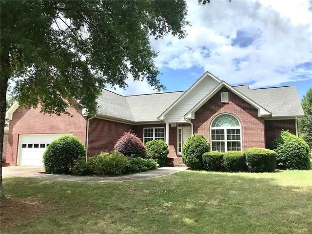 649 Sugar Valley Road NW, Calhoun, GA 30701 (MLS #6749686) :: The Heyl Group at Keller Williams