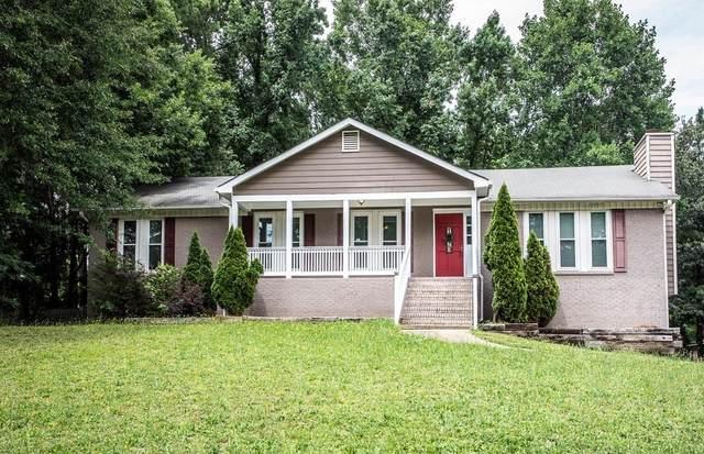 2689 Foxglove Drive SW, Marietta, GA 30064 (MLS #6749690) :: Rock River Realty