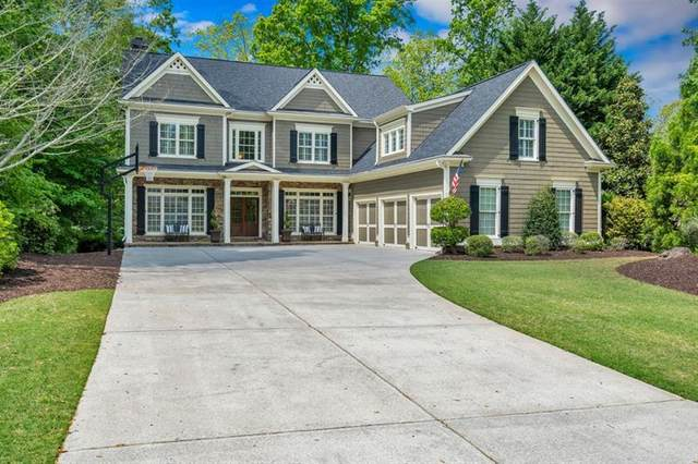 14716 Taylor Valley Way, Milton, GA 30004 (MLS #6749714) :: The North Georgia Group