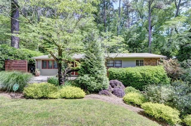 2175 Clairmont Terrace NE, Atlanta, GA 30345 (MLS #6749717) :: RE/MAX Paramount Properties