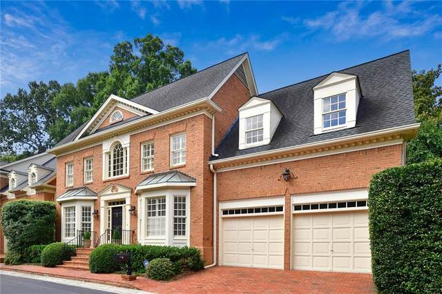 451 Ivy Park Lane NE, Atlanta, GA 30342 (MLS #6749724) :: HergGroup Atlanta