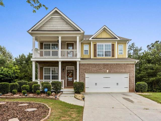 38 Zimmer Woods Court, Dallas, GA 30132 (MLS #6749730) :: The North Georgia Group