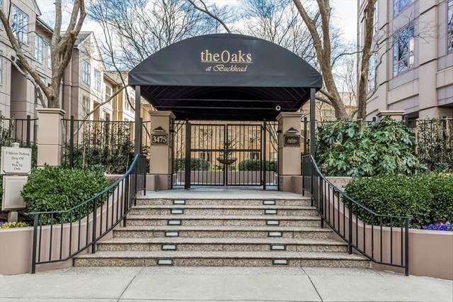 3475 Oak Valley Road NE #2260, Atlanta, GA 30326 (MLS #6749735) :: Kennesaw Life Real Estate