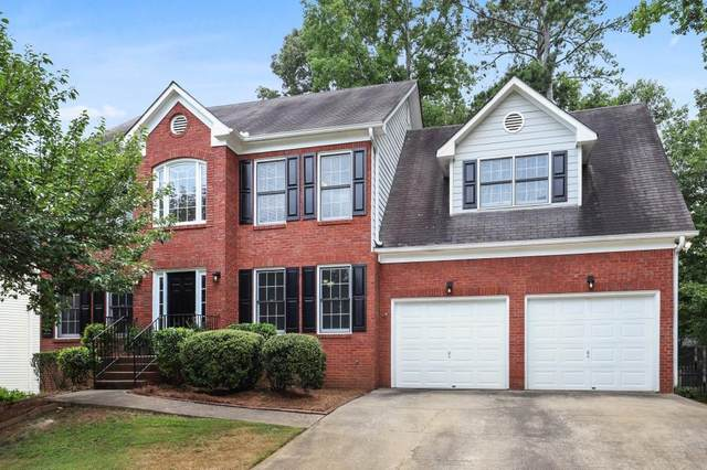 1202 John Douglass Drive SW, Marietta, GA 30064 (MLS #6749752) :: North Atlanta Home Team