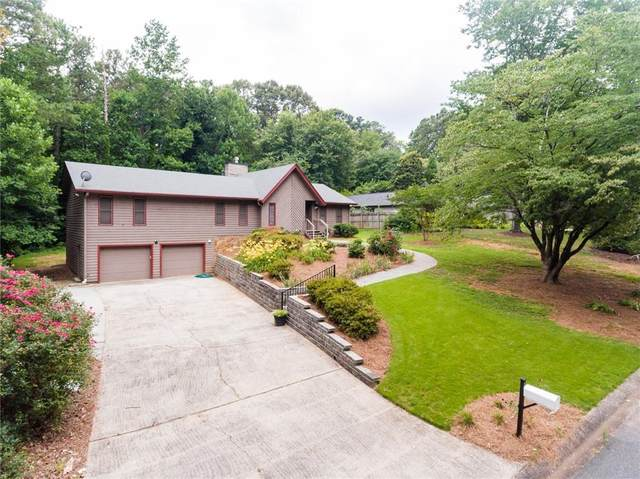 1315 Shiloh Trail E, Kennesaw, GA 30144 (MLS #6749755) :: Charlie Ballard Real Estate