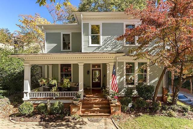 917 Piedmont Avenue NE, Atlanta, GA 30309 (MLS #6749757) :: North Atlanta Home Team
