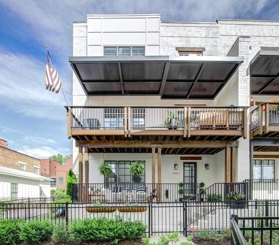 1841 Brooks Drive NW, Atlanta, GA 30318 (MLS #6749769) :: The Hinsons - Mike Hinson & Harriet Hinson