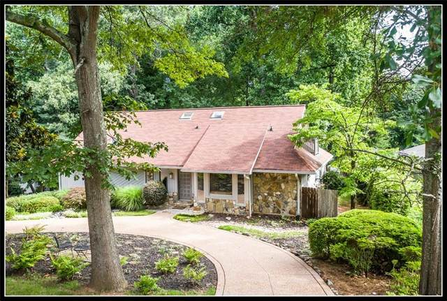 4091 Summit Drive, Marietta, GA 30068 (MLS #6749775) :: The Heyl Group at Keller Williams