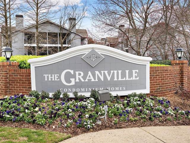 403 Granville Court, Atlanta, GA 30328 (MLS #6749778) :: The Justin Landis Group