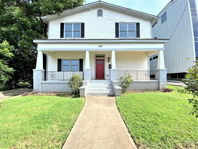 540 John Wesley Dobbs Avenue NE, Atlanta, GA 30312 (MLS #6749780) :: The Heyl Group at Keller Williams