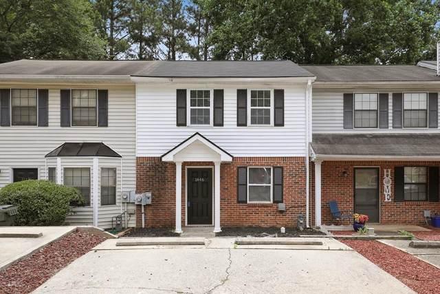 1446 Springleaf Circle SE, Smyrna, GA 30080 (MLS #6749785) :: The Hinsons - Mike Hinson & Harriet Hinson