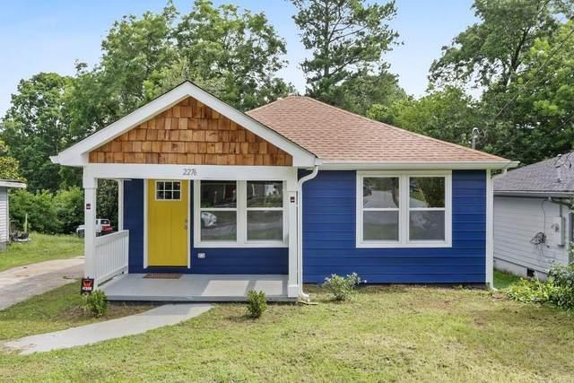 2276 Larchwood Road SW, Atlanta, GA 30310 (MLS #6749796) :: Kennesaw Life Real Estate