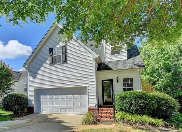 27 Ridge Water Lane, Dawsonville, GA 30534 (MLS #6749798) :: Charlie Ballard Real Estate