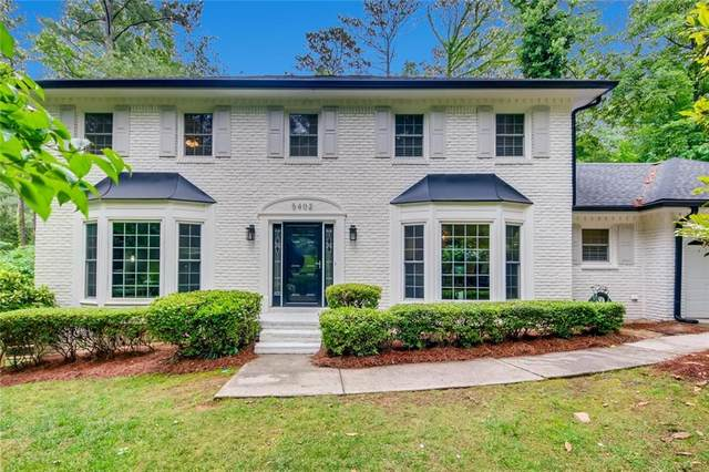 5402 Jackson Point, Marietta, GA 30068 (MLS #6749800) :: The Hinsons - Mike Hinson & Harriet Hinson