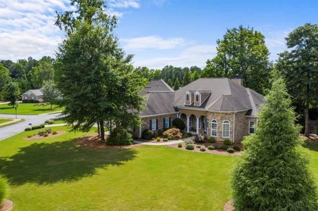 4150 Richardson Farm Drive, Kennesaw, GA 30152 (MLS #6749803) :: The Butler/Swayne Team