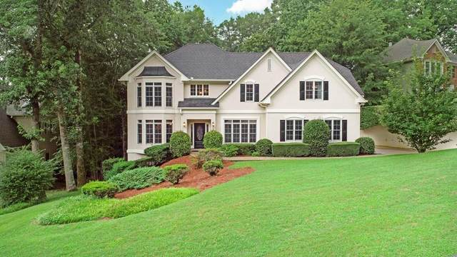 570 Leather Hinge Trail, Roswell, GA 30075 (MLS #6749813) :: The Heyl Group at Keller Williams