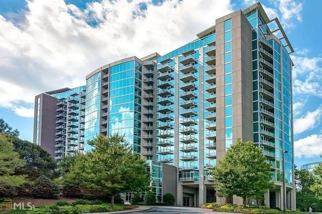 3300 Windy Ridge Parkway SE #1113, Atlanta, GA 30339 (MLS #6749818) :: The Butler/Swayne Team