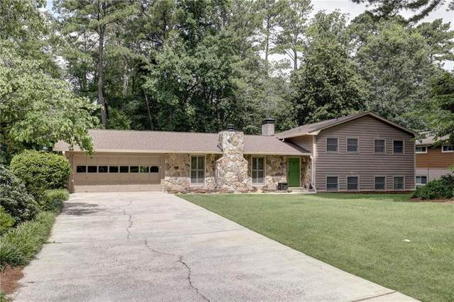 2656 Braithwood Road NE, Atlanta, GA 30345 (MLS #6749819) :: RE/MAX Paramount Properties