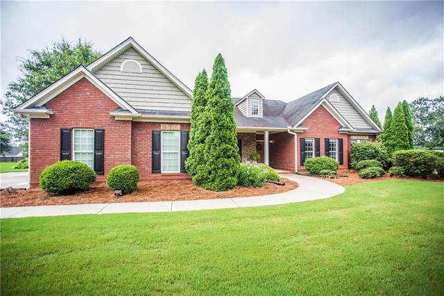 1201 White Columns Drive, Monroe, GA 30656 (MLS #6749831) :: Charlie Ballard Real Estate