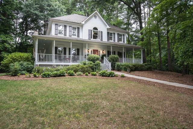 4240 Luther Ward Road, Powder Springs, GA 30127 (MLS #6749838) :: North Atlanta Home Team