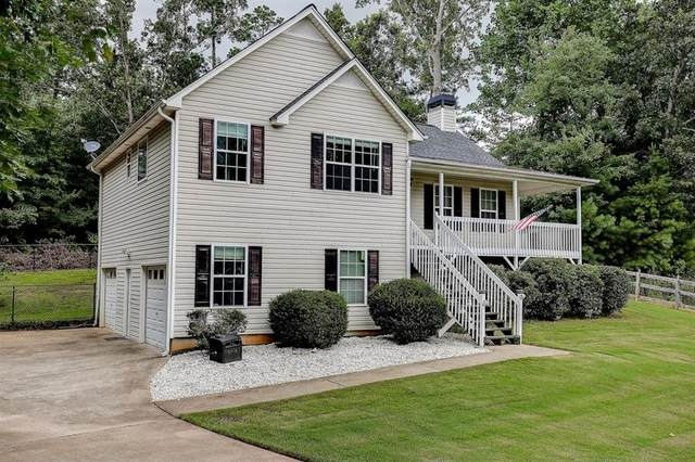 100 Clear Creek Drive, Dallas, GA 30157 (MLS #6749841) :: Charlie Ballard Real Estate