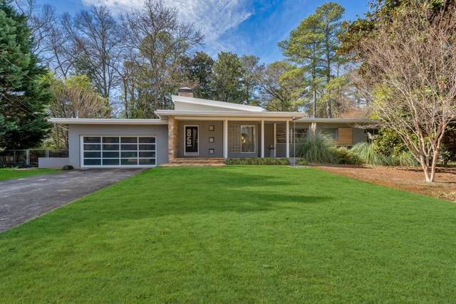 85 Clarendon Avenue, Avondale Estates, GA 30002 (MLS #6749864) :: The Zac Team @ RE/MAX Metro Atlanta