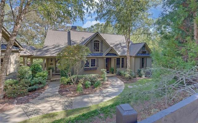 144 Stamp Mill Drive, Dahlonega, GA 30533 (MLS #6749875) :: The Heyl Group at Keller Williams