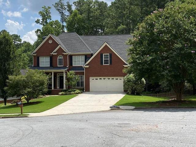 3317 Hackmatack Drive NW, Kennesaw, GA 30152 (MLS #6749882) :: Path & Post Real Estate
