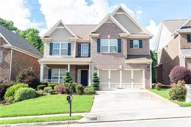 848 Pine Cove Drive, Lilburn, GA 30047 (MLS #6749884) :: North Atlanta Home Team